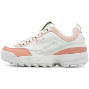 FILA Chaussures Disruptor CB Low Women Beige - Taille 37,38,39,40,41,42
