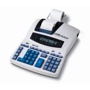 Ibico 1232X - Calculatrice imprimante semi-professionelle