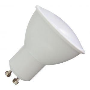 Lampesecoenergie Ampoule Led Spot GU10 5W Blanc Lumière du Jour - Eclaire Comme 50W Halogène 120°