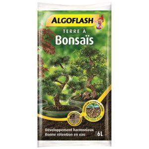 Algoflash Terreau bonsaïs 6 litres - Atbonz6