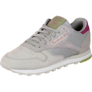 Reebok Chaussures Classic Classic Leather Gris - Taille 35