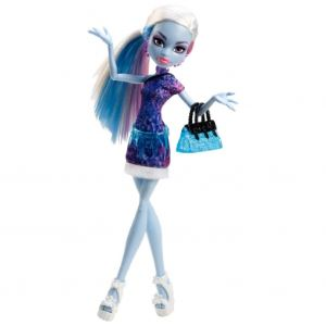 Mattel Monster High Abbey Bominable en week-end