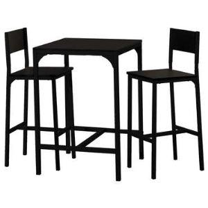 Demeyere Table Kool et 2 chaises