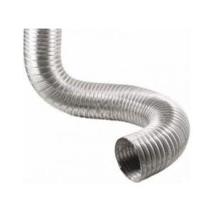 Ten Gaine flexible alu 1.50M D.125 pour hotte -