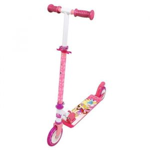 Smoby Patinette 2 roues pliable Disney Princesses