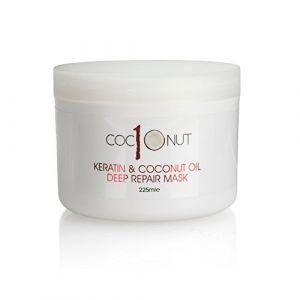 COC1Onut Keratin & coconut oil deep repair mask