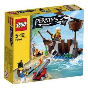 Lego 70409 - Pirates : La défense du radeau