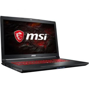 "MSI PC Portable Gamer GL72M 7REX - 17,3"" FHD - RAM 8Go - Intel i5-7300HQ - Stockage 1To HDD + 256Go SSD - GTX 1050 Ti 4Go - Sans OS"