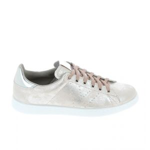 Victoria Baskets basses TENIS METALIZADO rose - Taille 39,40
