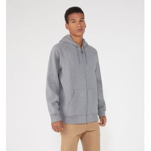 Carhartt Sweat-shirt Hooded Chase Jacket Gris - Taille EU S,EU M