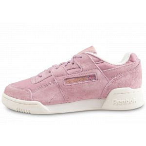 Reebok Workout Lo Plus Chaussures de Fitness Femme, Multicolore