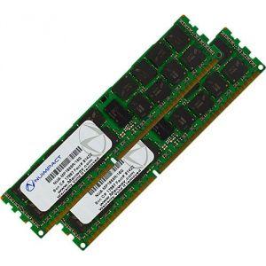 NUIMPACT Kit Barrette mémoire 32 Go (2x 16Go) DDR3 ECC RDIMM 1866 Mhz Mac Pro 2013