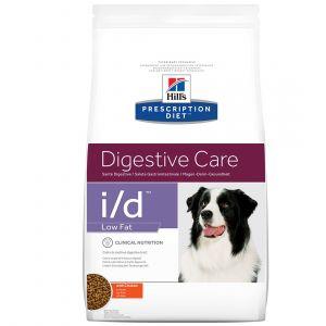 Hill's Prescription Diet i/d Low Fat canine - Sac 6 kg