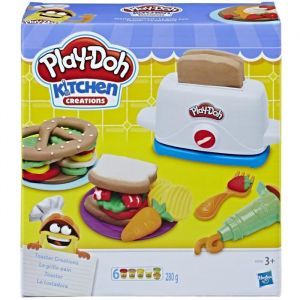 Hasbro Play-Doh - Le grille pain