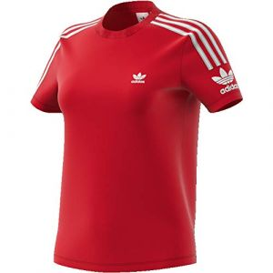 Adidas Lock Up T-shirt Femmes rouge T. 36