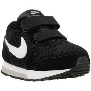 Nike MD Runner 2 (TD), Sneakers Basses Bébé Garçon, Noir (Black/White-Wolf Grey 001), 21 EU