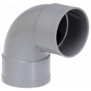 GIRPI Coude PVC 87°30 FF (50) - Ø mm : 50 -
