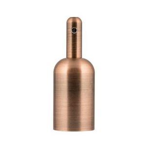 Bailey Douille Bottle aluminium - E27 - Cuivre antique