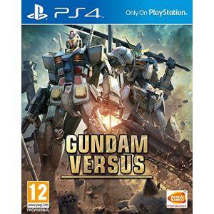 Gundam Versus sur PS4