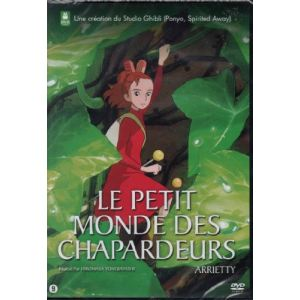 arrietty le petit monde des chapardeurs comparer avec. Black Bedroom Furniture Sets. Home Design Ideas