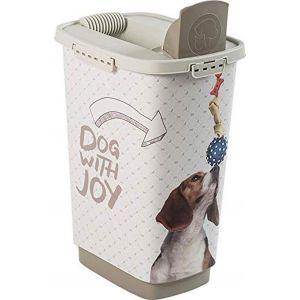 Sundis 0019002 Conteneur à Croquettes, Joy, 25 L