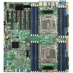 Intel DBS2600CW2R - Carte mère Serveur socket R3