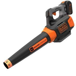 Black & Decker GWC54PC 195km/h 54V Lithium-Ion souffleur sans fil