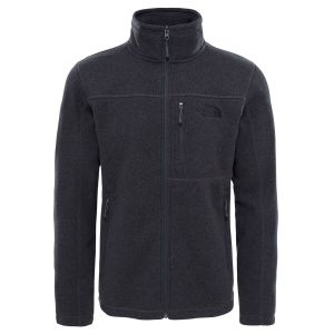 The North Face Gordon Lyons Veste Homme, TNF Dark Grey Heather, FR S (Taille Fabricant S)