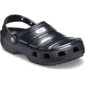 Crocs Sabots CLASSIC NEO PUFF CLOG - Couleur 36 / 37,38 / 39,42 / 43,46 / 47,43 / 44,48 / 49,45 / 46,37 / 38,39 / 40,41 / 42 - Taille Noir