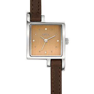 OPEX Paris X3231LA - Montre pour femme bracelet en cuir Jour