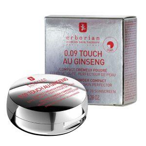 Erborian 0.09 Touch au Ginseng Doré - Poudre compacte