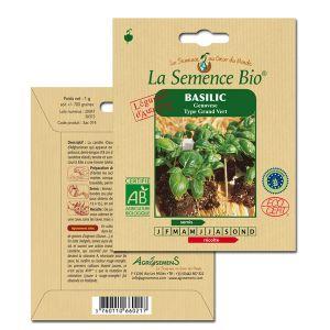 La Semence Bio Graines de Basilic