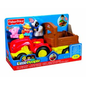 Fisher-Price Tracteur des Little People