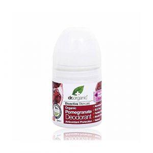 Dr. Organic Déodorant à la Grenade Bio