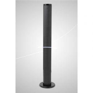 DynaBass Lumio slim - Tour d'enceinte Bluetooth avec Jeu de Lumière à Led