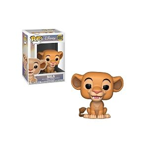 Funko Figurine POP! #497 - Roi Lion - Nala