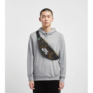 Nike Sac de ceinture de skateboard imprimé SB Heritage (Petits objets) - Olive - Taille ONE SIZE - Unisex