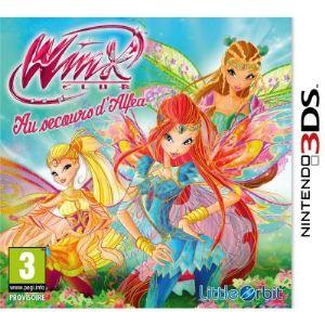 Winx Club : au secours d'Alféa [NDS]