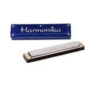 Harmonica de 15,5 cm à 20 tons en métal