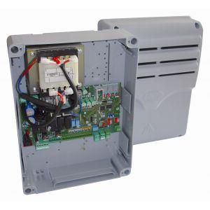 Came 002ZLJ24 - Armoire de commande multifonctions 24V avec décodage radio pour portails à 2 vantaux
