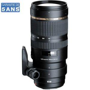 Tamron 70-200mm f/2.8 SP Di VC USD - Monture Canon