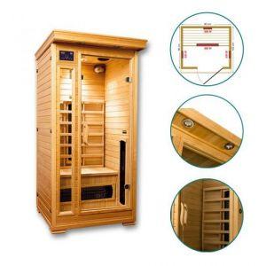 GW Instek Sauna infrarouge Barathéon - 1 place