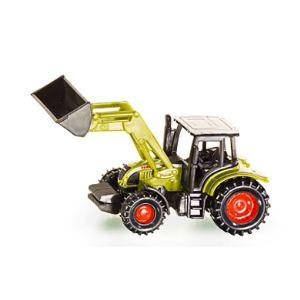 Siku 1335 - Tracteur Claas Arès avec chargeur frontal