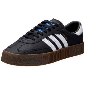 Adidas Sambarose W, Chaussures de Fitness Femme, Noir