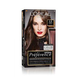L'Oréal Préférence Infinia Châtains C/4 Tahiti - Châtain