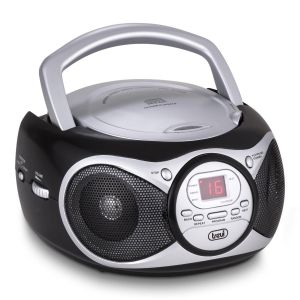 Trevi CD 512 - Lecteur CD MP3 radio FM/AM