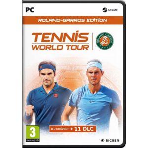 Tennis World Tour - Roland Garros Edition [PC]