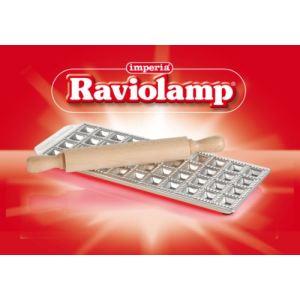 Imperia Moule pour 44 raviolis avec rouleau