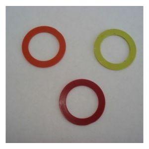 Iriso Collerette, Couleur Orange, Lot 5
