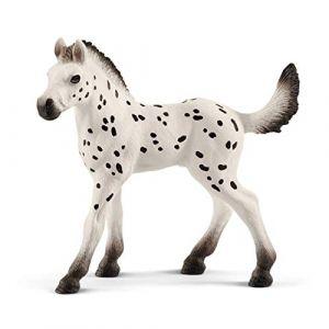 Schleich Horse Club 13890 - Figurine Poulain Knabstrupper